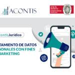 Tratamiento de datos personales con fines de marketing
